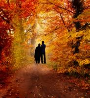 Love in Autumn....