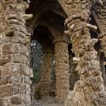 """""""Guell columns"""" by decueva"""