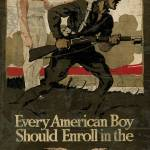 """Every American Enroll in the Victory Boys 1"" by oldies"