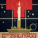 """10 million members by Christmas Red Cross"" by oldies"