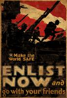 Make The World Safe Enlist Now1