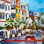 """King Street Shopping Charleston SOuth carolina"" by GinetteCallaway"