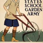"""Join The United States School Garden Army"" by oldies"