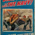"""""""Dish It Out With The Navy 1"""" by oldies"""
