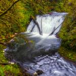 """Lower North Falls"" by NewTake"