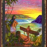 """Honolua Bay"" by 12Steps"