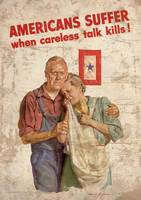 Americans Suffer When Careless Talk Kills 1