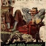 """""""Me Travel Not This Summer Vacation At Home 1"""" by oldies"""
