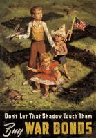 Don't Let That Shadow Touch Them Buy War Bonds 1