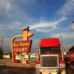 """""""Route 66 - Rest Haven Motel"""" by Ffooter"""