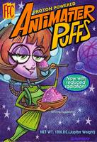 Proton Powered Antimatter Puffs