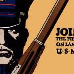 """Join Me Land Sea US Marines"" by oldies"
