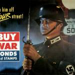 Buy War Bonds and Stamps by Leo KL