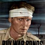 """Doing all you can Buy War Bonds"" by oldies"
