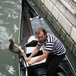 """""""Gondola Venice1"""" by Bravedave"""