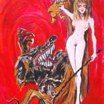 """Baiting the Werewolf"" by Borax"