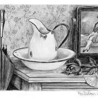 Pitcher and Basin by Roger Dullinger