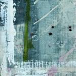 """Gray & Green Serendipity"" by sherri"