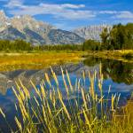 """Teton Reflections"" by dennisroysmigel"