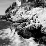 """Bass Harbor Light"" by dennisroysmigel"
