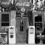 """Gas Pumps"" by dennisroysmigel"