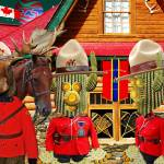 """Mounties"" by dennisroysmigel"