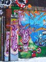Graffiti Montreal 16