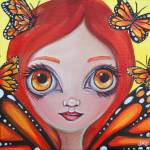 """""Butterfly Fairy"""" by artbyjaz"