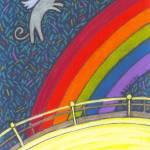 """""""Rainbow Bridge"""" by bztat"""