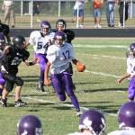 """Quarterback keeper"" by mooseprints"