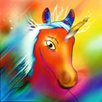 """""""Horse Power"""" by AnneVis"""