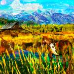 """Teton Treasures"" by dennisroysmigel"
