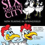 """Six and the City Chicks"" by ChuckClore"