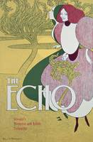 Front cover of 'The Echo' by William Bradley
