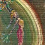 """Tree Goddess #3 Series"" by ArtistaDonna"