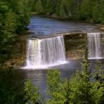 """""""Taquamenon Falls"""" by Dullinger"""