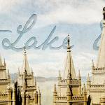 """Salt Lake Temple (Lake View)"" by brycegandy"