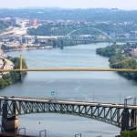 """Bridges of Pittsburgh"" by bill26003"