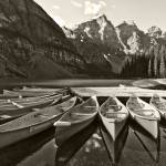 """Canoes"" by dennisroysmigel"