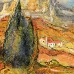 """mountain pastel"" by jjwolf2"