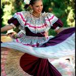 """Traditional Mexican Dancer by Gerald Huth"" by jillnjer"