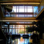 """Main Hall in LSRC Building"" by Bayardo"