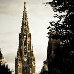 """San Sebastian Cathedral"" by RyanOpaz"