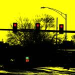 """Red lights"" by Bayardo"