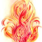 """Fire"" by sharonblanchard"