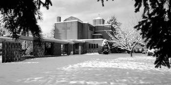 St. John's Shaughnessy, Vancouver in Snow