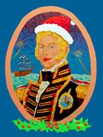 Commodore Christmas Card