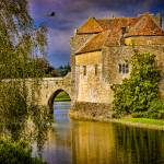 """The Moat at Leeds Castle"" by ChrisLord"