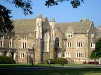 Chapel Quad building