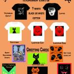 """Halloween Cards & Shirts (c)Lauren Curtis"" by LaurenCurtis"